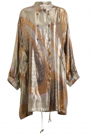 Rabens Saloner |  Metallic jacket Randy | metallic  | Picture 1