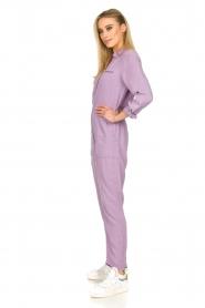 Set |  Jumpsuit with pockets Caris | purple   | Picture 5