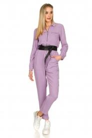 Set |  Jumpsuit with pockets Caris | purple   | Picture 3