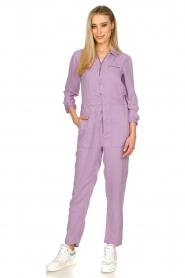Set |  Jumpsuit with pockets Caris | purple   | Picture 2