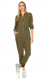 Set |  Jumpsuit with pockets Caris | grey  | Picture 2