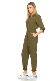 Set |  Jumpsuit with pockets Caris | grey  | Picture 5