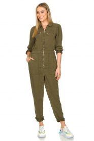 Set |  Jumpsuit with pockets Caris | grey  | Picture 4