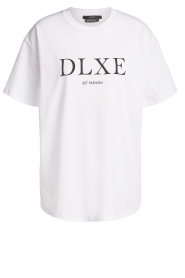 Set |  T-shirt with printed text | white  | Picture 1