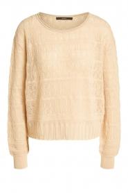 Set |  Ajour sweater Alice | naturel  | Picture 1