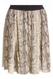 Set |  Snake printed skirt Jule | animal  | Picture 1