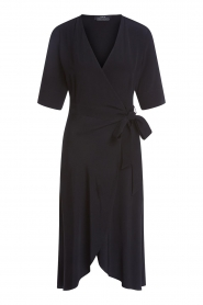 Set |  Wrap dress Lolo | black  | Picture 1