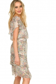 Set |  Skirt with floral print Marie | natural  | Picture 5