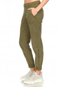 Set |  Combat pants James | green   | Picture 4