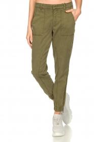 Set |  Combat pants James | green   | Picture 2