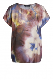 Set |  Tie dye printed top Tya | multi  | Picture 1