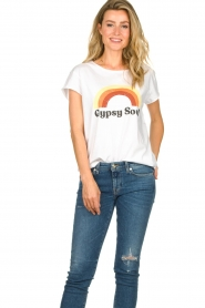 Set |  T-shirt Gypsy | white  | Picture 2