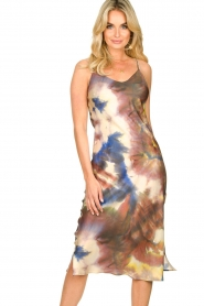 Set |  Tie dye dress Sana | multi  | Picture 5