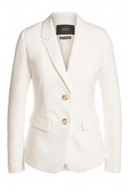 Set |  Classic white blazer Nikkie | white  | Picture 1