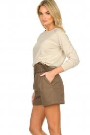 Knit-ted | Lurex trui Precilla  | Picture 4