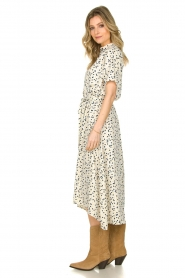 Lolly's Laundry | Dress with dots Dolly | white  | Picture 5