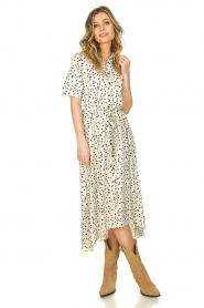 Lolly's Laundry | Dress with dots Dolly | white  | Picture 2