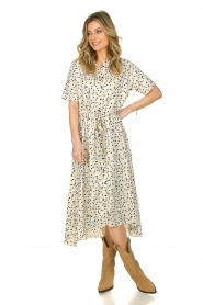 Lolly's Laundry | Dress with dots Dolly | white  | Picture 3