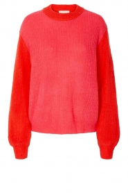 Lolly's Laundry |  Two-coloured sweater Ameli  | Picture 1