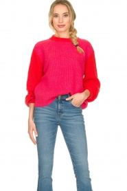 Lolly's Laundry |  Two-coloured sweater Ameli  | Picture 2