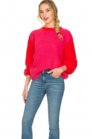 Lolly's Laundry |  Two-coloured sweater Ameli  | Picture 3