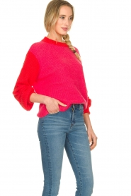 Lolly's Laundry |  Two-coloured sweater Ameli  | Picture 4