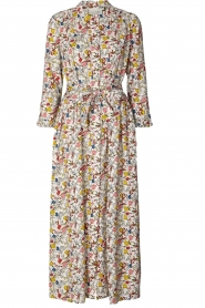Lolly's Laundry |  Printed midi dress Harper | multi  | Picture 1