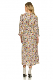 Lolly's Laundry |  Printed midi dress Harper | multi  | Picture 5