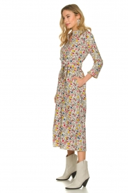 Lolly's Laundry |  Printed midi dress Harper | multi  | Picture 4