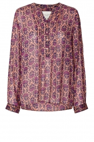 Lolly's Laundry |  Print blouse Helena | multi  | Picture 1