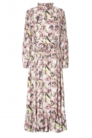 Lolly's Laundry |  Printed maxi dress Sanni | print  | Picture 1