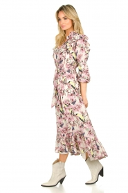 Lolly's Laundry |  Printed maxi dress Sanni | print  | Picture 4