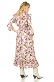 Lolly's Laundry |  Printed maxi dress Sanni | print  | Picture 5