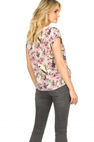 Lolly's Laundry |  Floral top Krystal | multi  | Picture 6