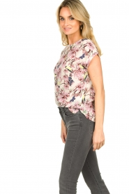 Lolly's Laundry |  Floral top Krystal | multi  | Picture 5