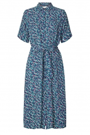 Lolly's Laundry |  Printed midi dress Blake | print  | Picture 1