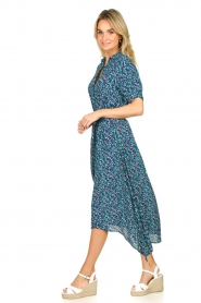 Lolly's Laundry |  Printed midi dress Blake | print  | Picture 4