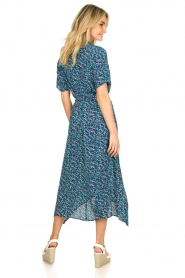 Lolly's Laundry |  Printed midi dress Blake | print  | Picture 5