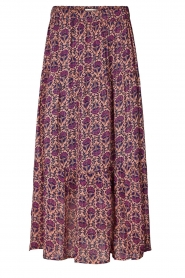 Lolly's Laundry |  Floral skirt Bonny | pink  | Picture 1