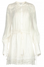 Patrizia Pepe |  Ajour dress Apollo | white  | Picture 1