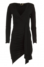Patrizia Pepe |  Little black dress Zeta | black  | Picture 1
