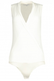 Patrizia Pepe |  Wrap body Beau | white  | Picture 1