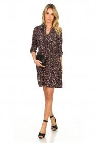 Les Favorites | Losvallende jurk Kirsten  | Picture 3