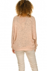 Blaumax |  Knitted cardigan Paola | nude  | Picture 6