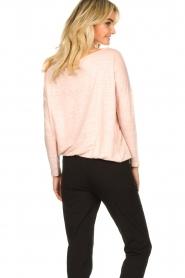 Blaumax |  Linen top Santiago | pink  | Picture 6