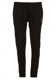 Jogging pants Queens | black