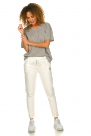 Blaumax |  Jogging pants Queens | white   | Picture 3