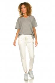Blaumax |  Jogging pants Queens | white   | Picture 2
