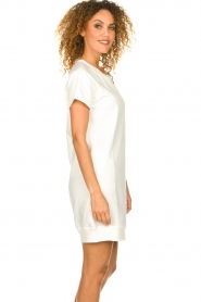 Blaumax |  Sweater dress Queens | white  | Picture 6