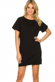 Blaumax |  Sweater dress Queens | black  | Picture 4